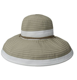Gemini Ribbon Sun Hat
