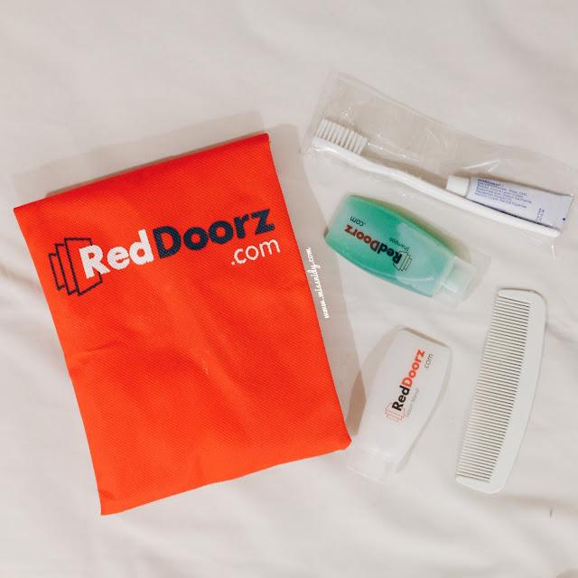 Pengalaman booking penginapan melalui RedDoorz