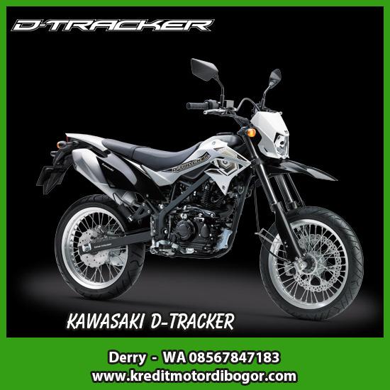 Kredit Motor Kawasaki D-Tracker di Bogor