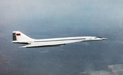 Fastest Passenger Planes