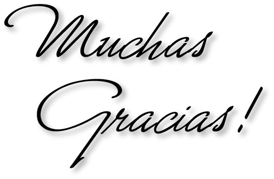 Frases de agradecimiento