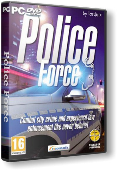 Police Force 2012