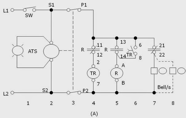 electrical relay and magnetic contactors motor control operation electrical relay and magnetic contactors motor control operation and circuits