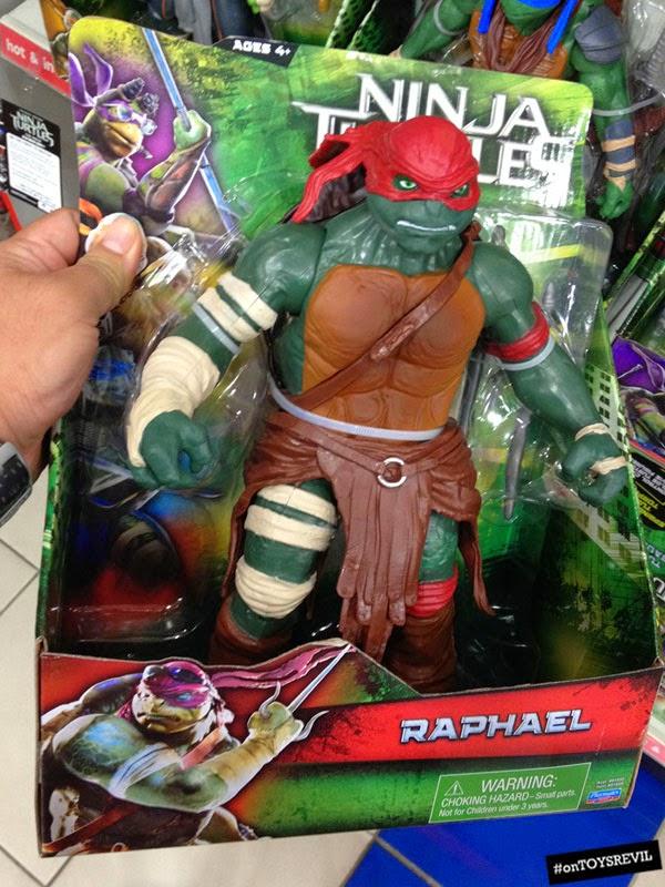 Teenage Mutant Ninja Turtles Movie Toys From Playmates Lego