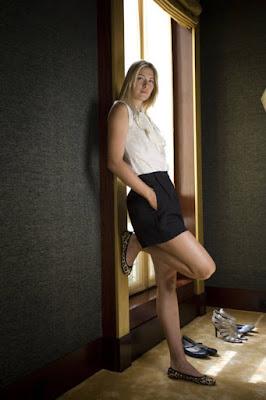 Maria Sarapova hot pant super pendek