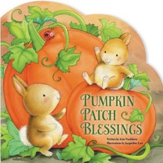 pumpkin patch blessings cover