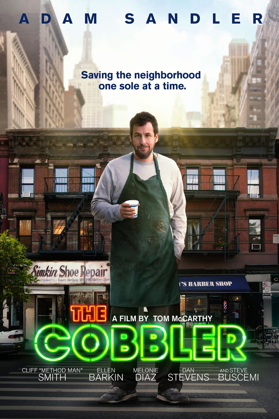 The Cobbler (2014) เดอะ คอบเบลอร์