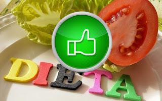 Las dietas que te hacen perder peso