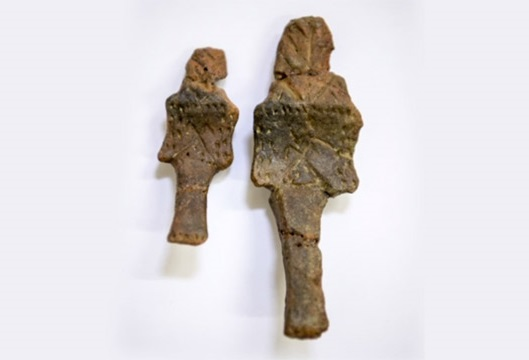 Early Bronze Age figurines discovered in Istanbul