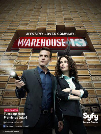 Warehouse 13 (Tv Series)