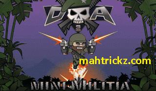 Mini Militia Hack APK Download-All features unlocked
