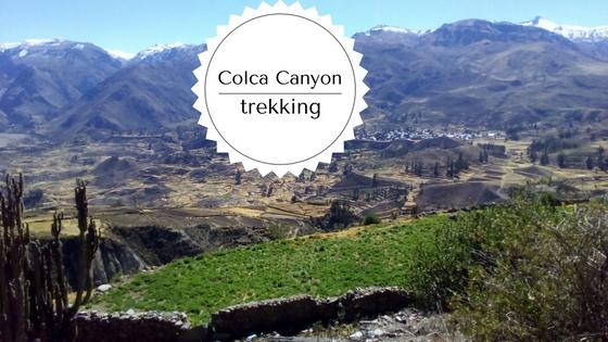 trekking al Colca canyon