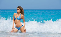 veronika istomina hot swimwear models