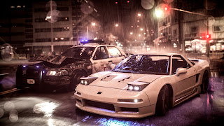 NFS Desktop Background