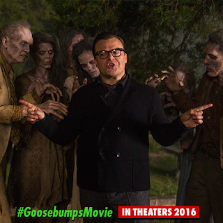 movies, entertainment, spooky movies, goosedbumps, goosebumps fan contes, fan contes, enter to win, promote, promotion, #GoosebumpsMovie #GoosebumpsContest