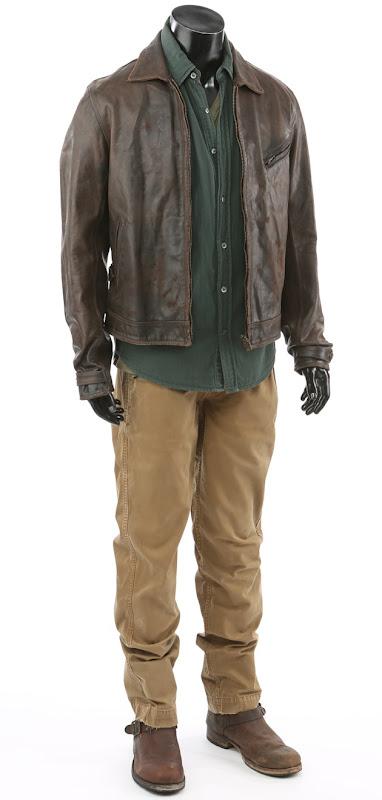 Taylor Lautner Twilight Jacob Black motorcycle costume