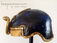 Crown of Ptah - side view