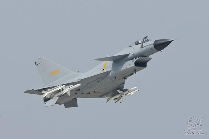 Asian Defence News: J-10 from PLAAF 24th Fighter Division ...