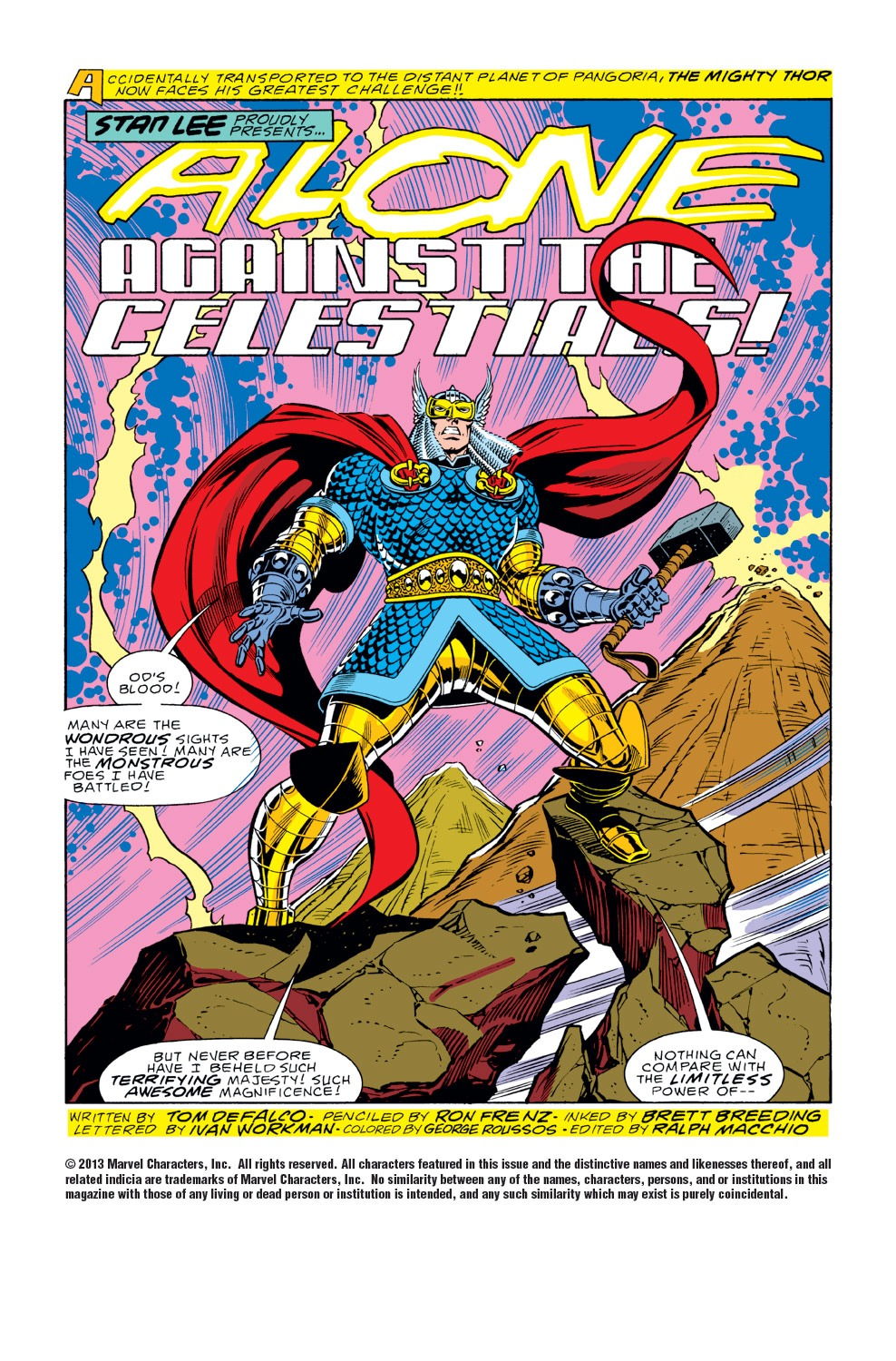 Thor (1966) 388 Page 2
