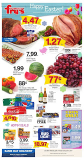 ⭐ Frys Food Ad 4/24/19 ✅ Fry's Food Weekly Ad April 24 2019