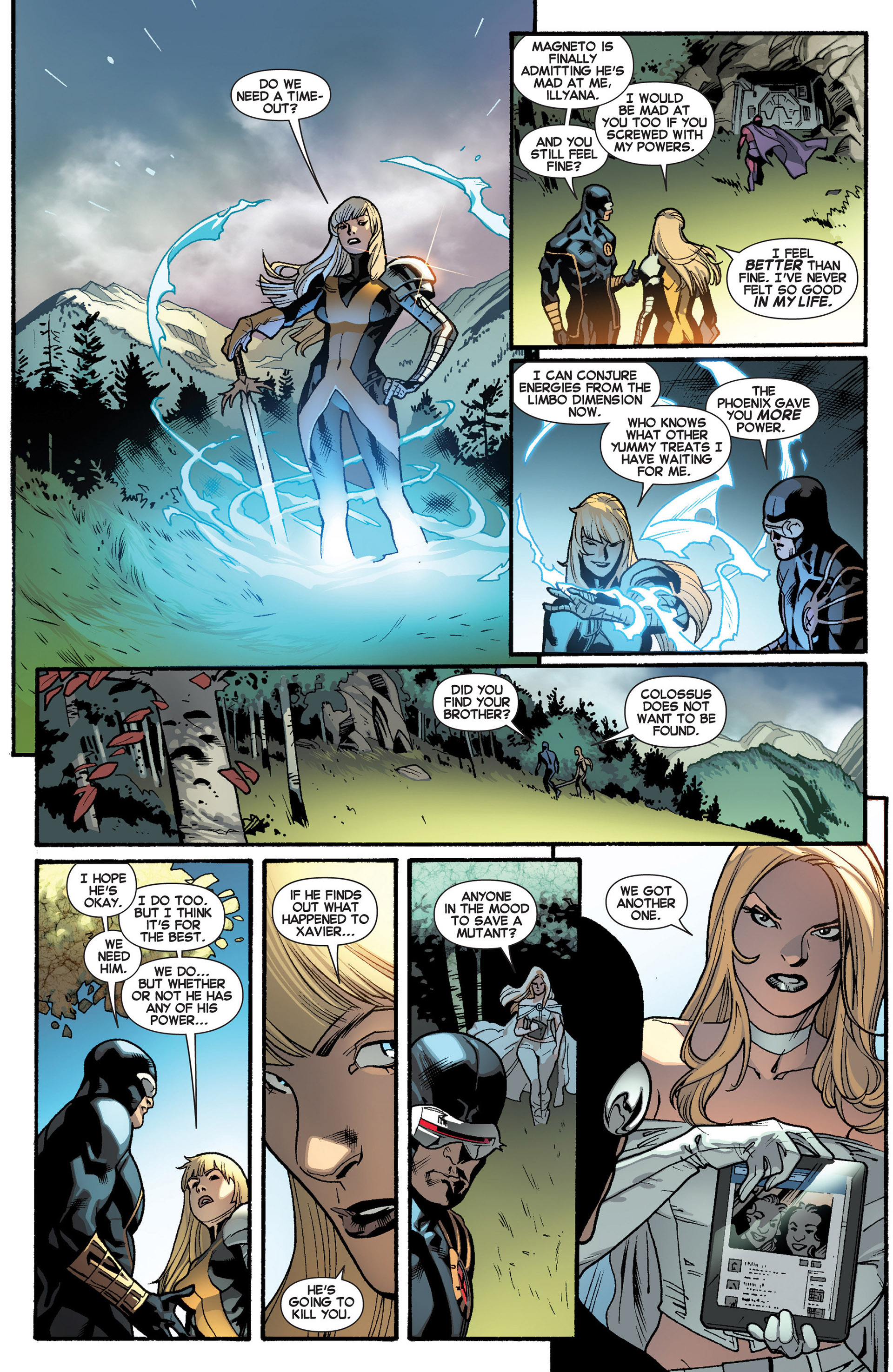 Read online All-New X-Men (2013) comic -  Issue #3 - 17
