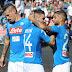 [VIDEO] CUPLIKAN GOL Napoli 6-0 Benevento: Mertens Hattrick, Partenopei Capolista!