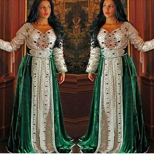 Caftan Marocain pour Mariée