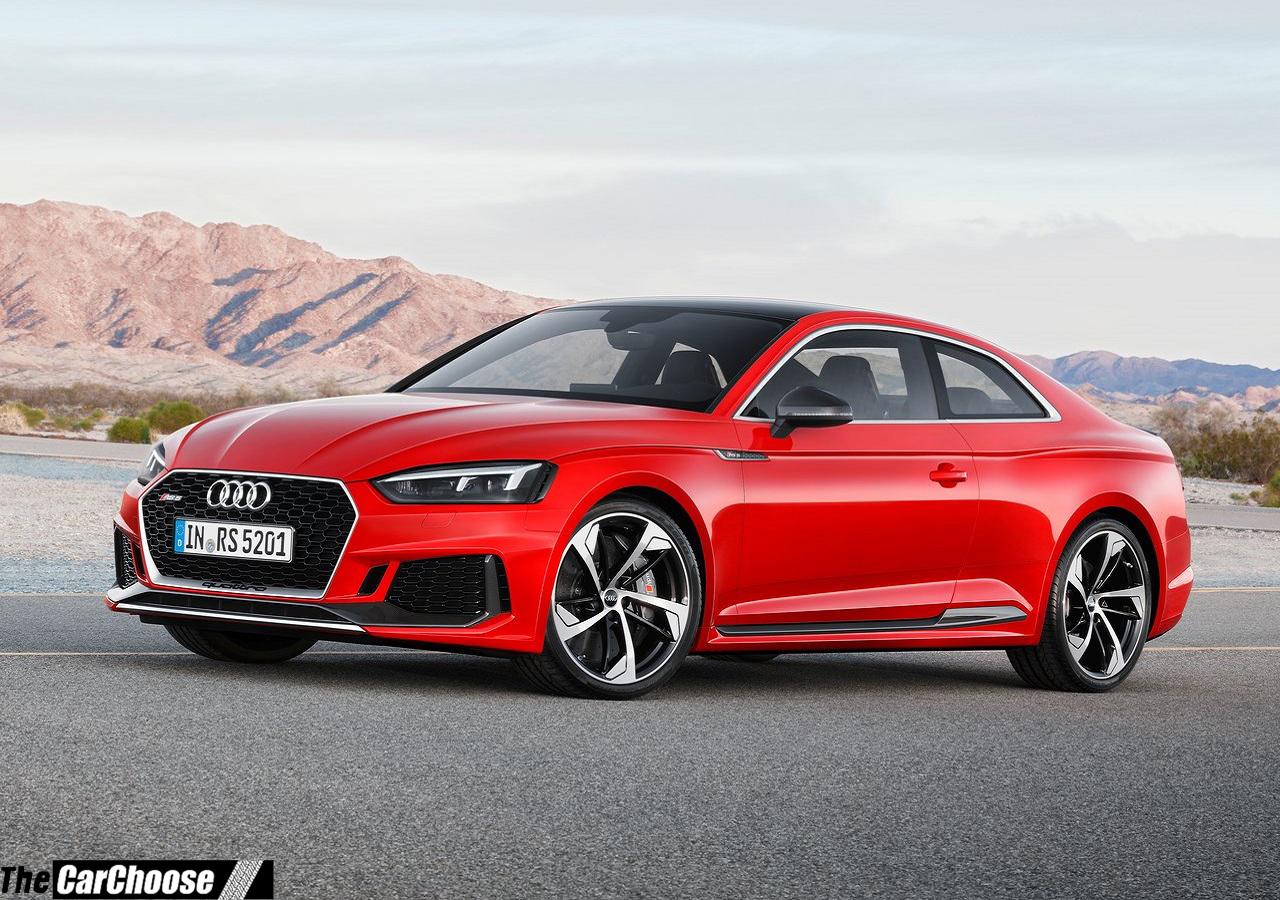 2018-2019 Audi RS5 Coupe Review - CAR DETAILS