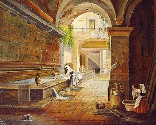 Apertura serale ed esclusiva dei Sotterranei dell'Acquedotto Virgo ed il Percorso dell'Acqua - Visita guidata Roma
