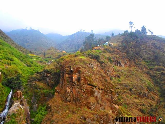 Cascada de Palacala
