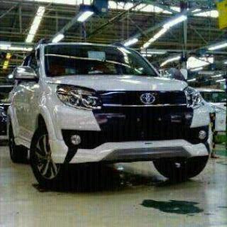 Harga Mobil New Toyota Rush Bulan Maret 2015