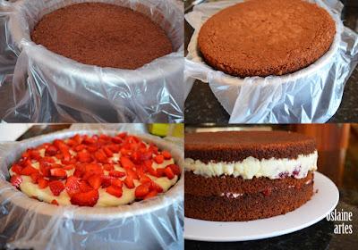 DSC 0067a - Segredes para fazer um bolo de casamento