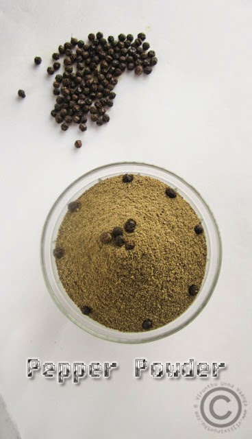 how-to-make-pepper-powder