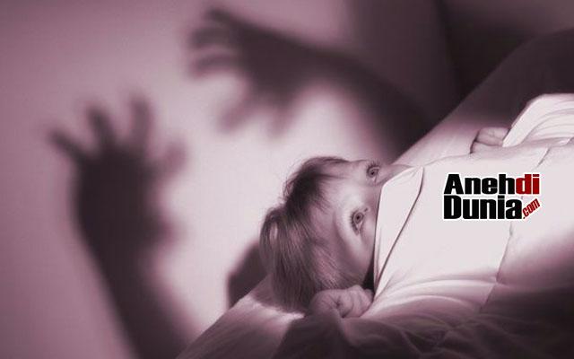 Mimpi mengenai kejahatan seksual anak