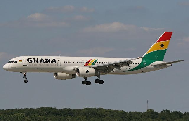 gana uçak bileti
