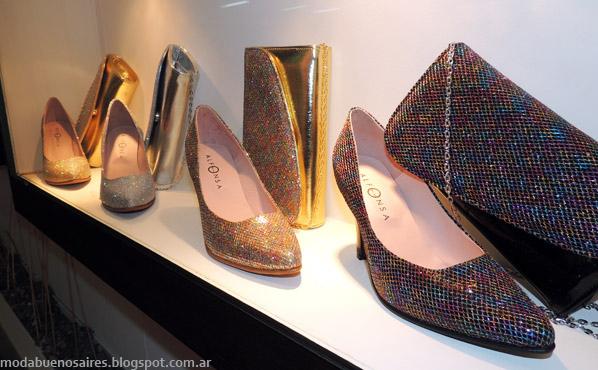 Moda zapatos 2014 coleccion Alfonsa Buenos Aires