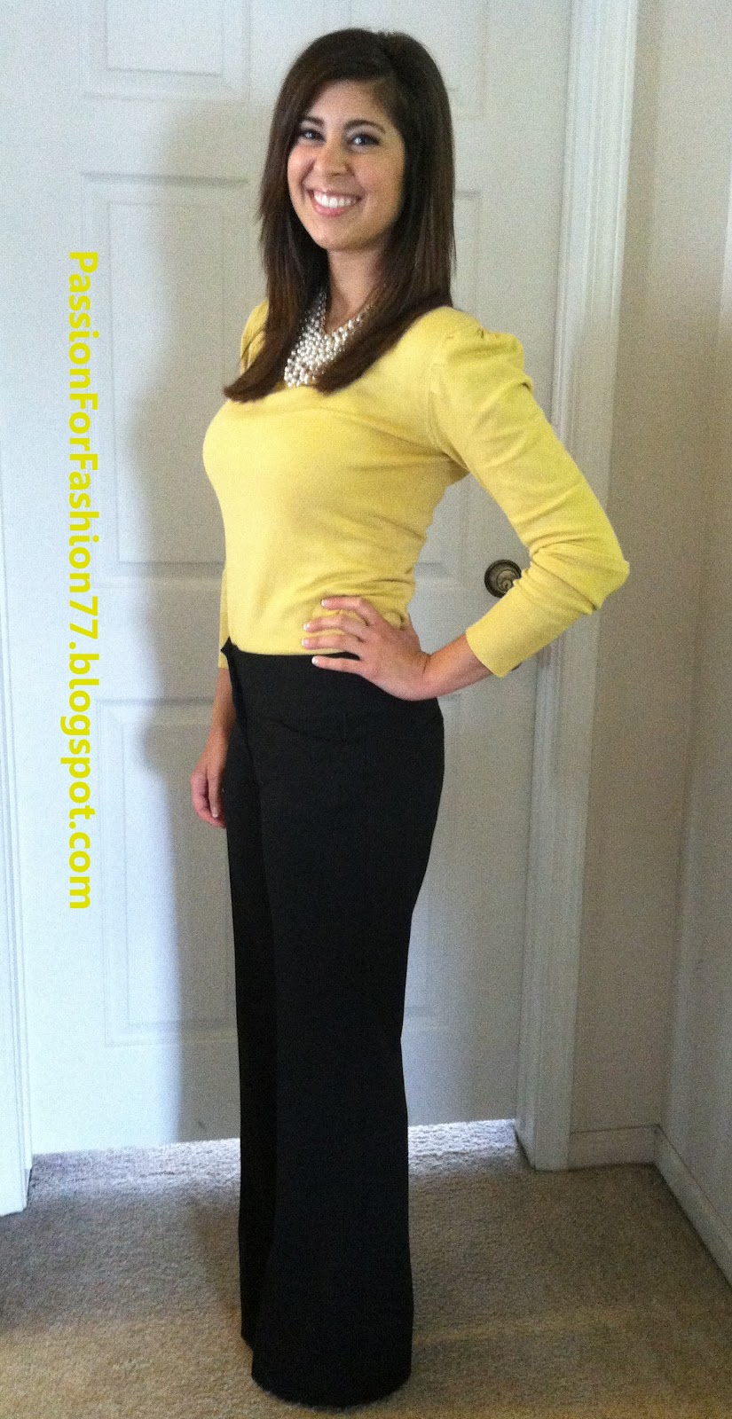 Passionforfashion77 How To Dress Professionally Without A