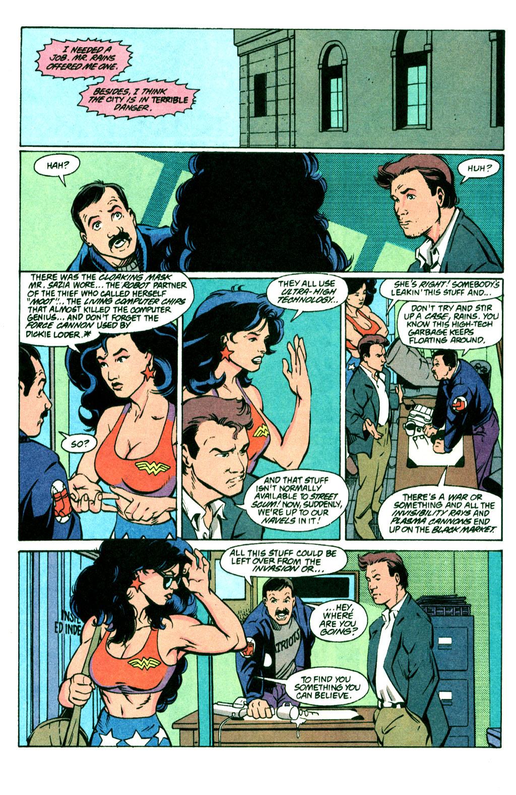 Read online Wonder Woman (1987) comic -  Issue #77 - 8