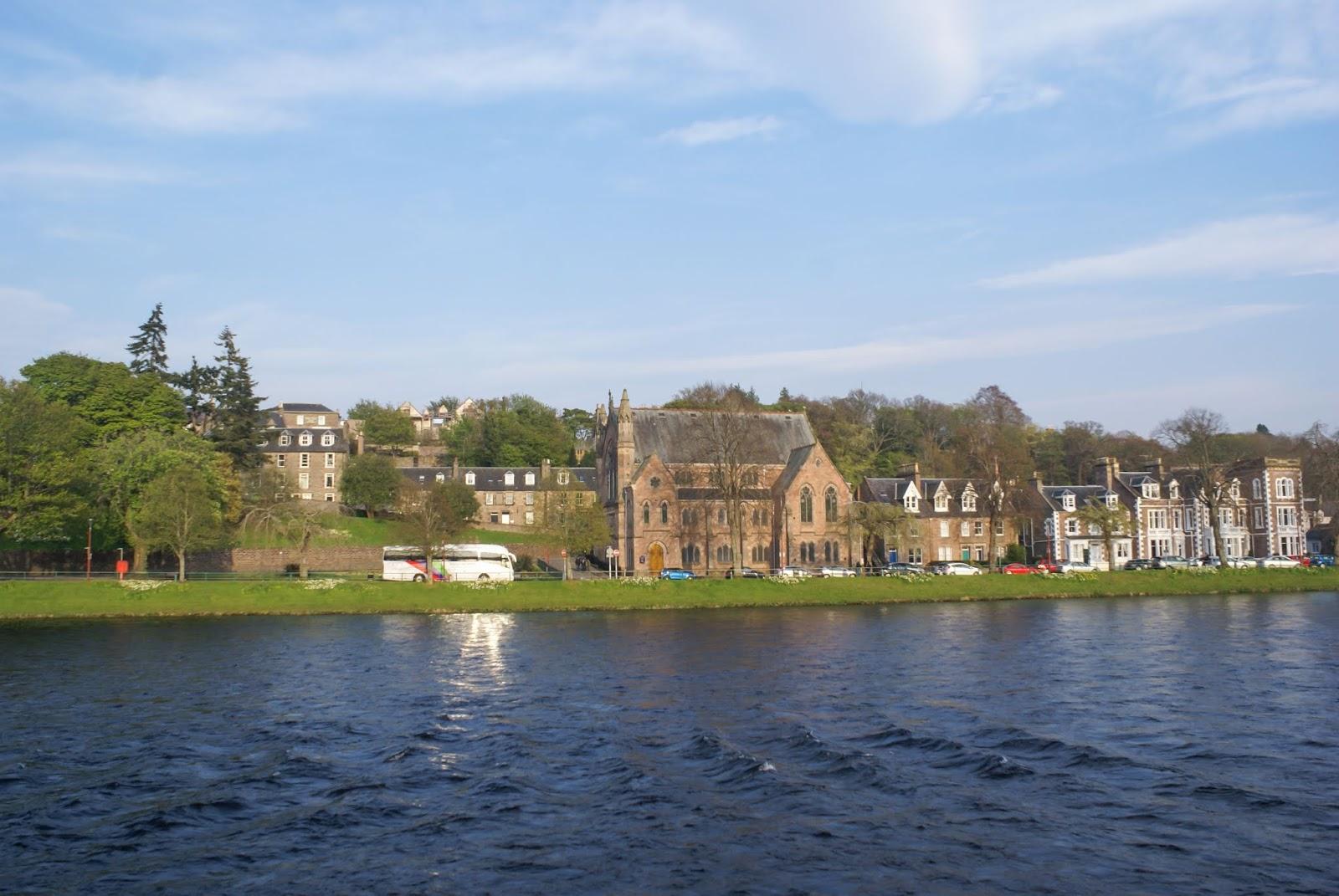 inverness ness scotland