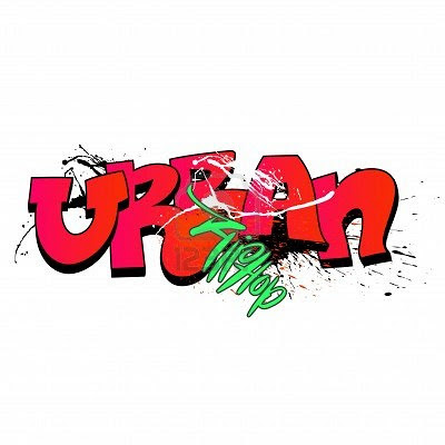 Rap Graffiti Art Urban Hip hop