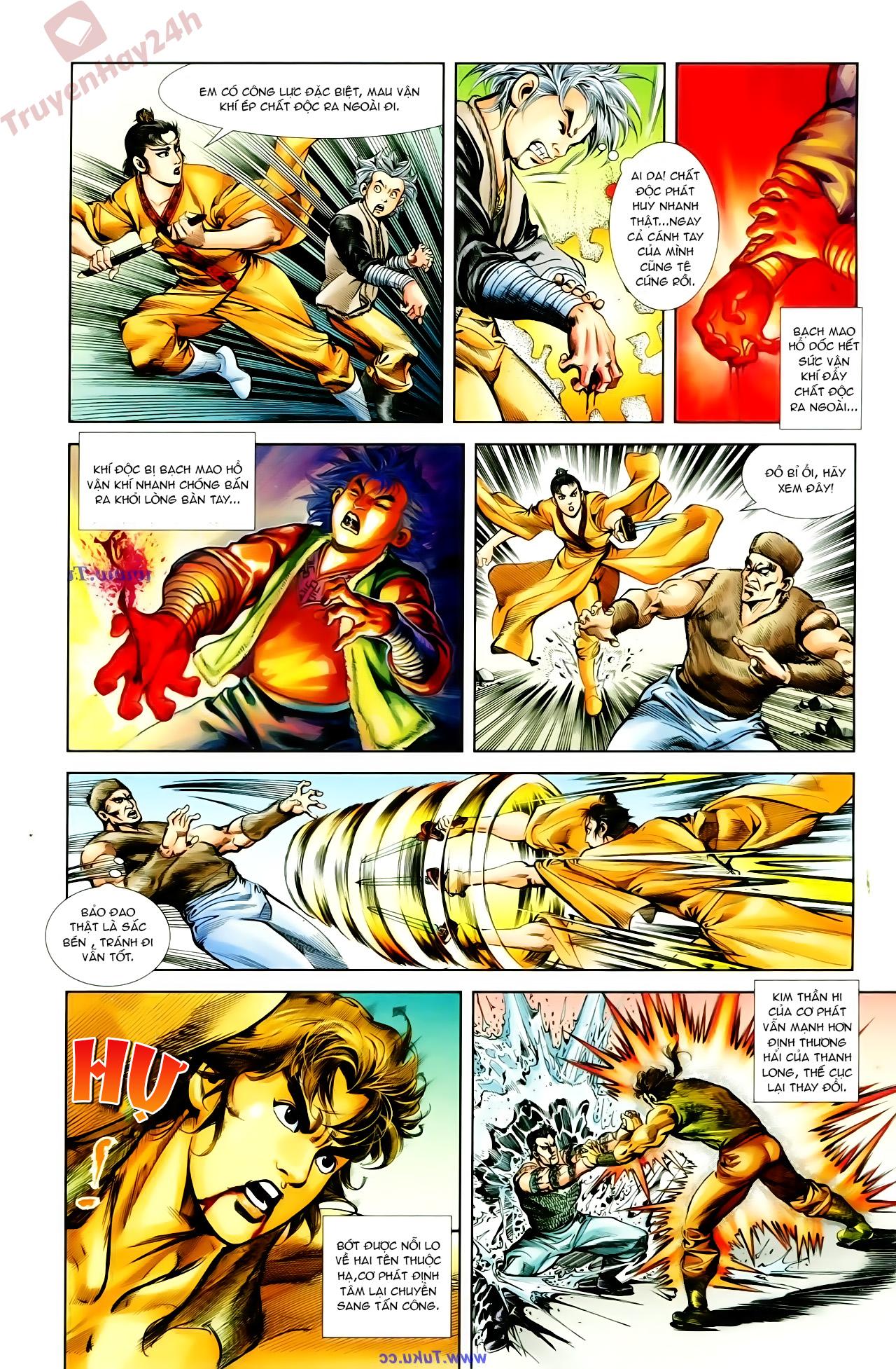 Cơ Phát Khai Chu Bản chapter 66 trang 9