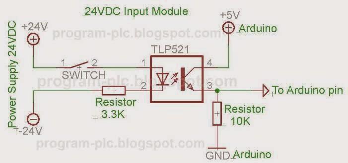 Build a Simple PLC using Arduino