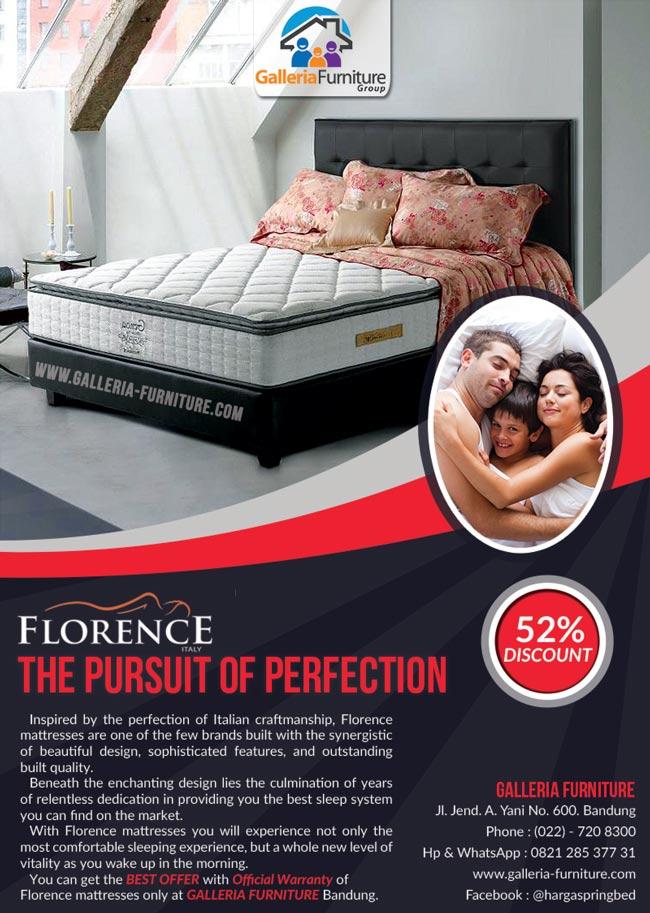 beli kasur matras florence murah bandung
