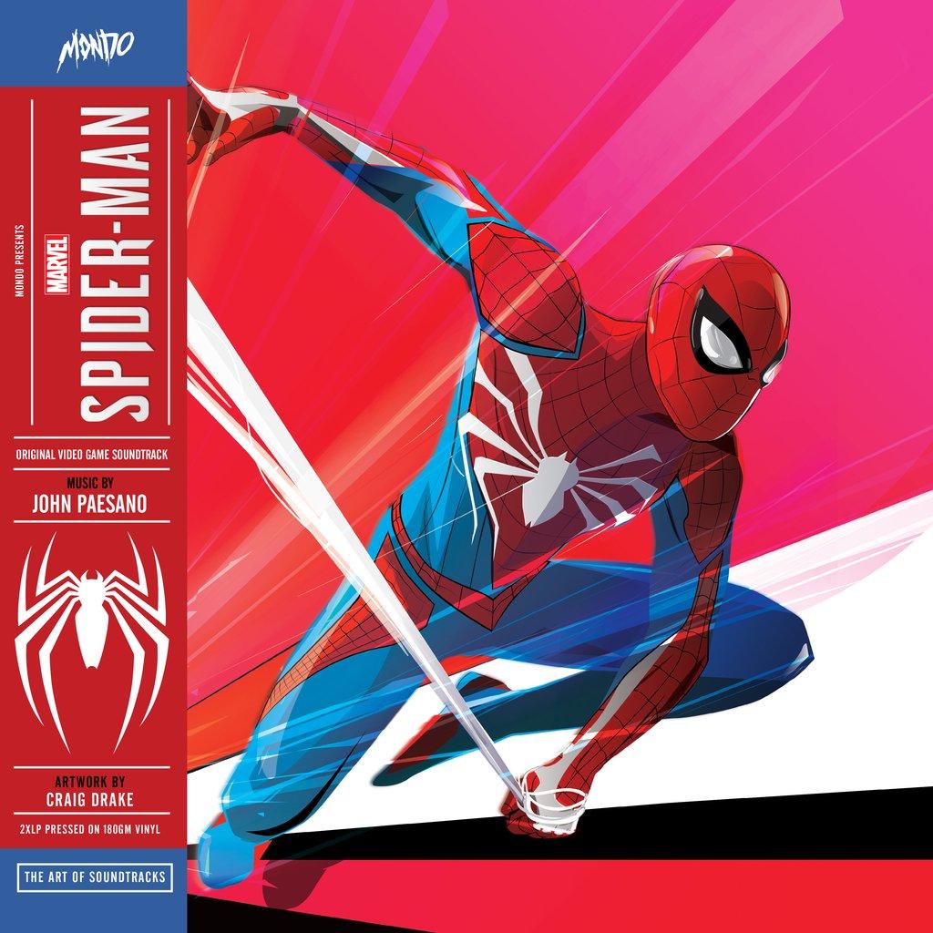 The Geeky Nerfherder: #CoolArt: 'Spider-Man' PS4 Vinyl
