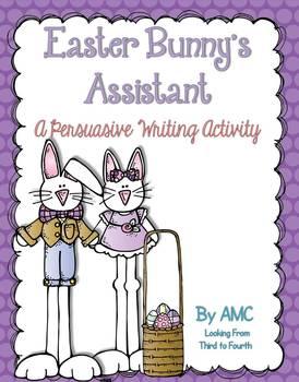 https://www.teacherspayteachers.com/Product/Easter-Bunnys-Assistant-A-Persuasive-Writing-Activity-1184716