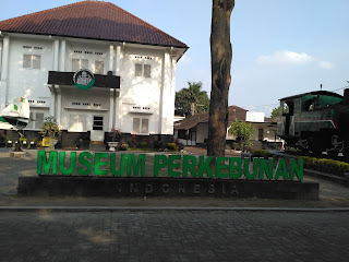 Menyusuri Museum Perkebunan Medan