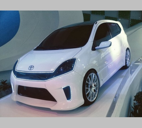 62+ Modifikasi Mobil Agya Trd Putih Gratis Terbaik