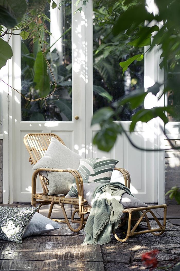 Svenngården: inspirasjon: den frodige uteplassen