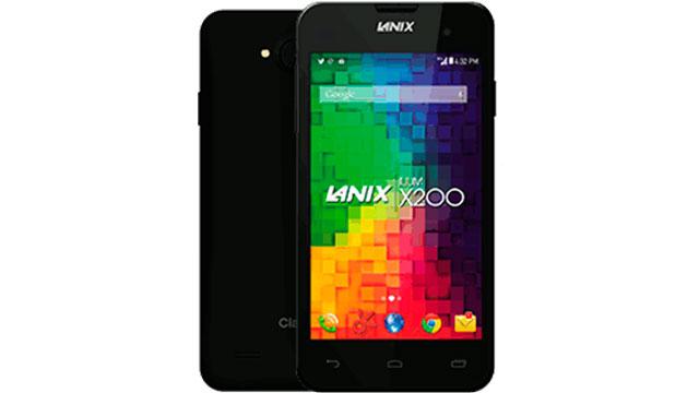 firmware - rom stock Lanix ILIUM X200 CLARO