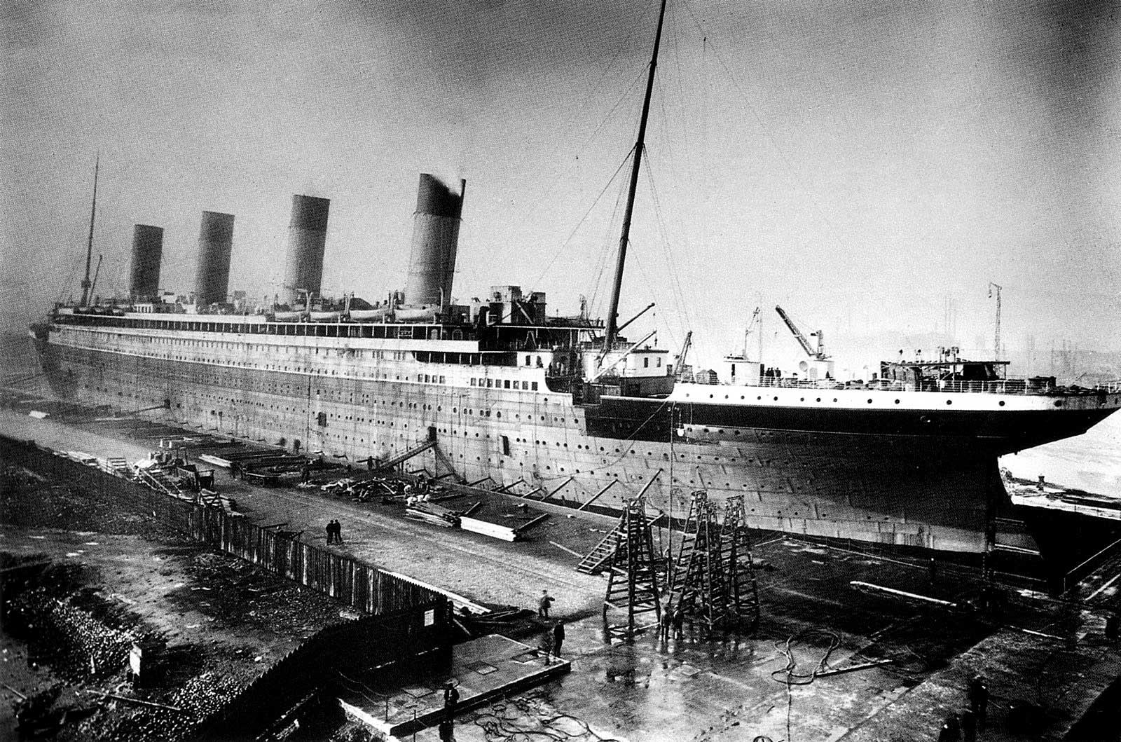 سفينة تيتانيك .. Titanic - منصة تجربة